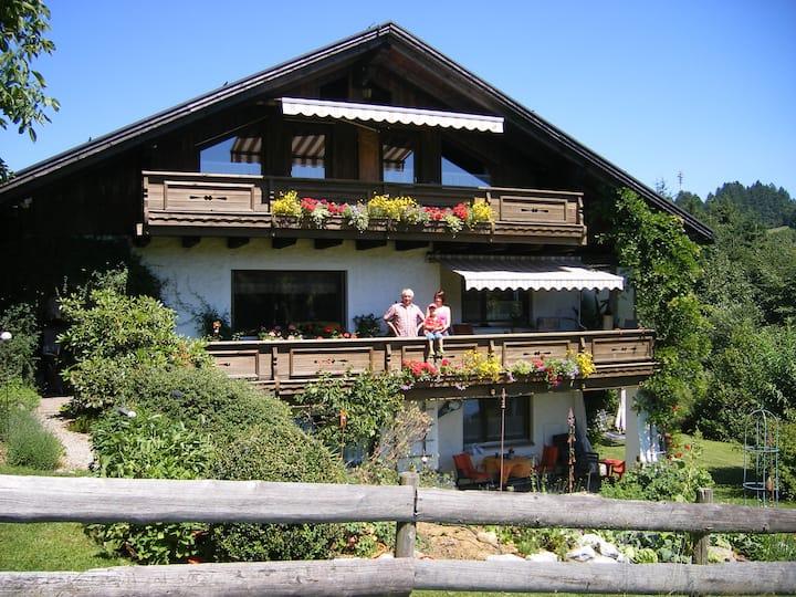 FeWo  Frick/im Apartment zu Hause, Nähe Bodensee