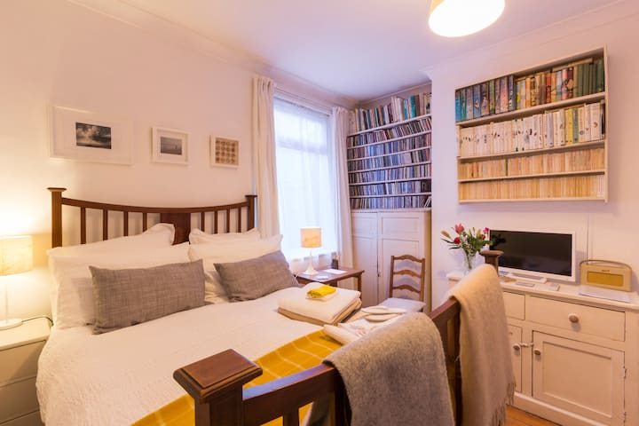 Double room: a great base for exploring Whitstable