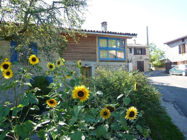 Gîte Sent Martin, Roquefixade - Roquefixade - Hus