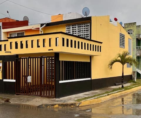 Bonita casa para vacacionar en Tuxpan, Veracruz.