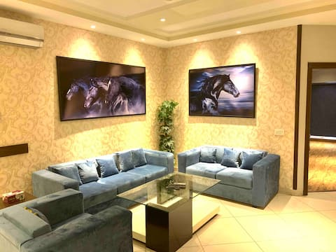 Pvt 2 Bed luxury spacious apartment near Gulberg