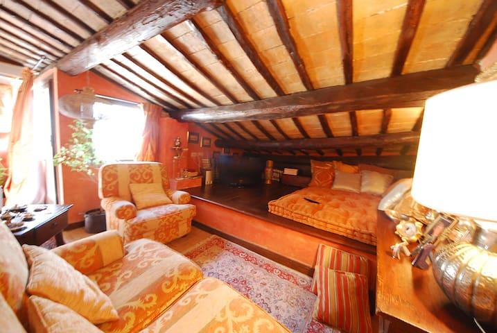 """"""" Sotto i tetti del Borgo"""" - Spoleto"""