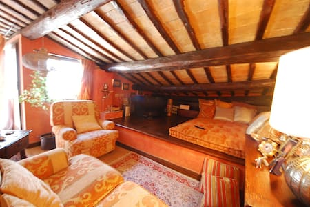 """ Sotto i tetti del Borgo"" - Spoleto - Leilighet"