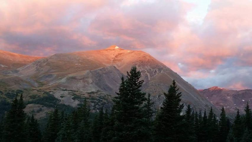 Northstar Mountain retreat - Alma - Rumah