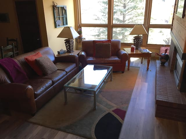 4 bedroom unit on the mountain - Steamboat Springs - Kondominium
