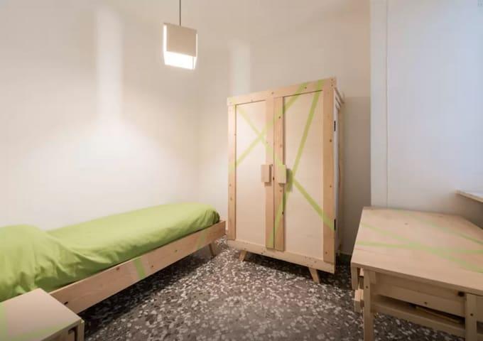 Wood Experience  room4