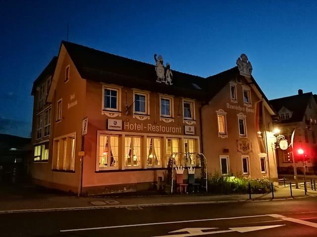 徳意志酒店Deutsches Haus