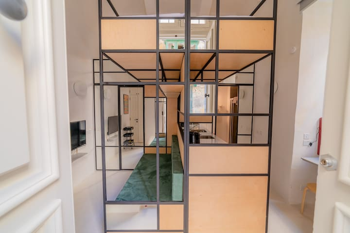 Your complete holiday home. The uniquely designed CUBE by a local architect/designer.