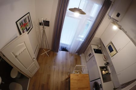 Brand new Studio close to Danube - Budapest - Lägenhet