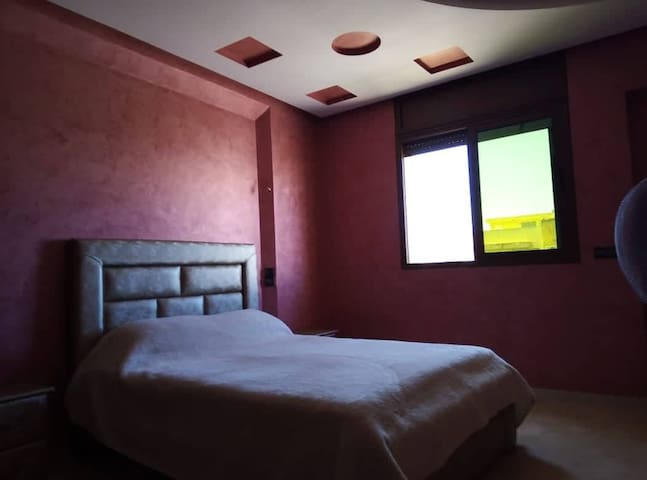 Private room 10 min from Mohamed V Airport