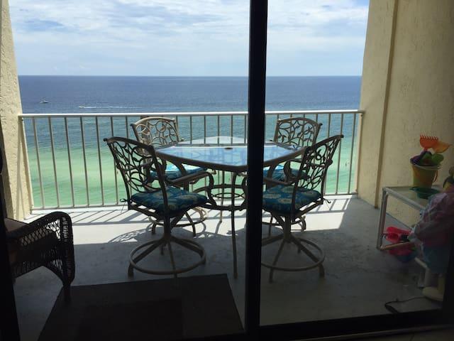 2/2 with a Gulf view!!! Panama City Beach