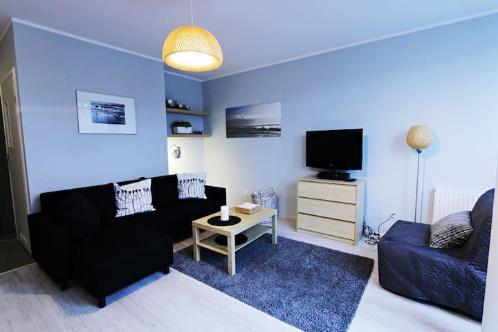 Baltic Home Międzyzdrojski Rynek 207 - Międzyzdroje - Departamento