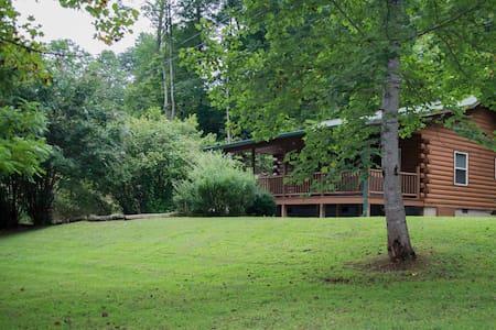 Fox Creek Meadowside Cabin - Bryson City
