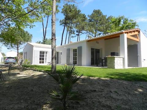 Paradiles Villa Le Cygne 4 étoiles