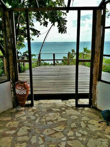Casa da Aranha - Bom Despacho, Ilha de Itaparica - Σαλέ
