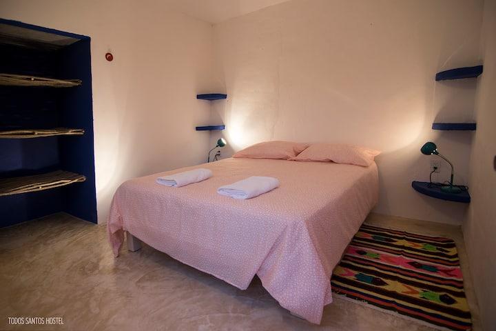 Double room - Todos Santos Hostel