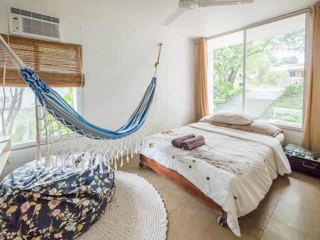 Boho Nest Guest Room in Subic Bay Freeport Zone