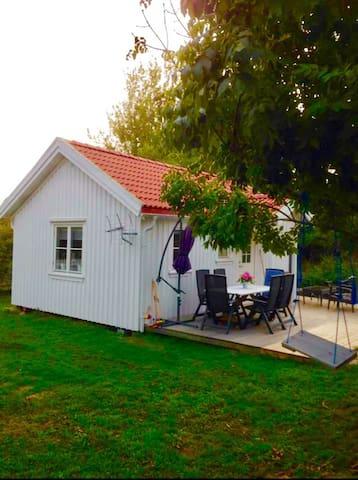 Syd Koster - Koselig og praktisk lite hus.