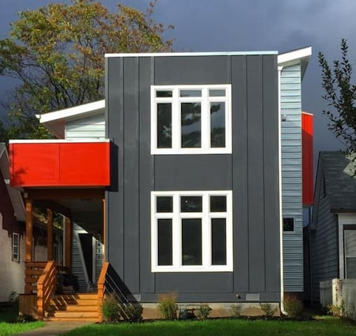Dynamic Modern Home in Fountain Square