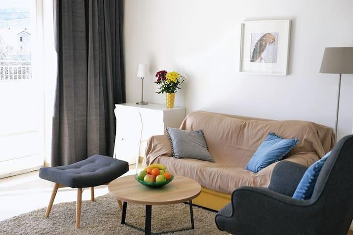 Rubeši studio apartment