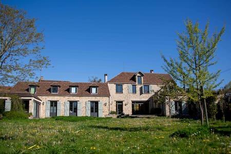 La Ferme du vieux Moulin - Saint-Germain-lès-Arpajon - House