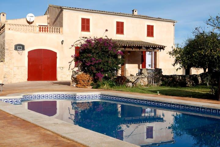 Encantadora casa cerca de playas - Son Macià - Casa