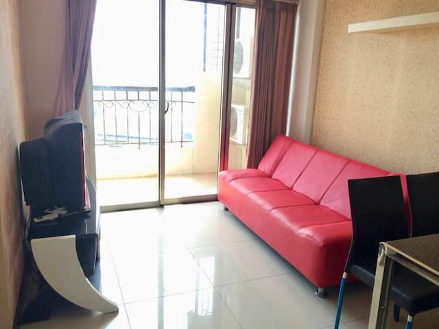 WATER PLACE, 2bedroom , tower A, near pakuwon mall