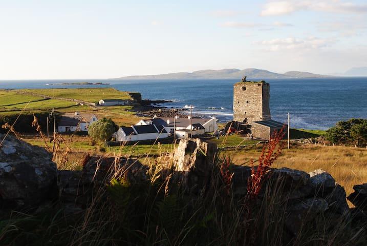 GWY054 Renvyle Connemara - Renvyle - Haus