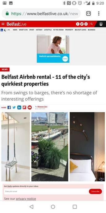 No. 7 in Belfast Live's quirkiest properties!