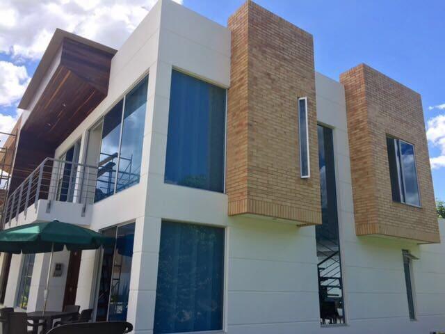 Casa hermosa cómoda cerca a Bogota - San Francisco  - Haus
