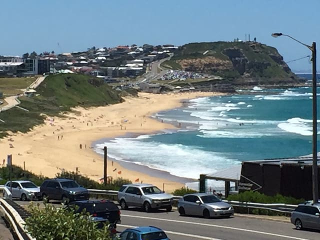 "Newcastle/Merewether""Seagull""near beach/own entry"