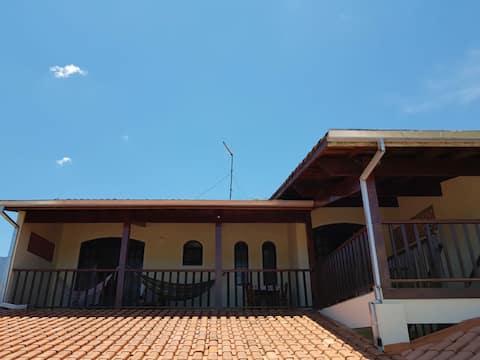 Casa para temporada - bairro Massaguaçu