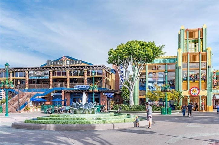 Downtown Disney.