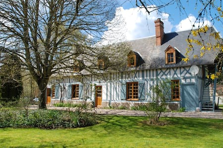 Charming Normandy house near Paris - Nassandres