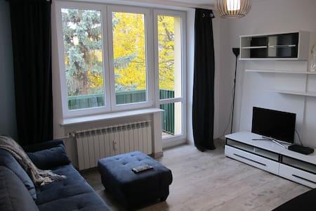 Modern apartment near Chopin Airport - Warszawa