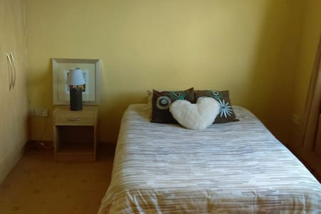 Comfortable Double bedroom with en suite