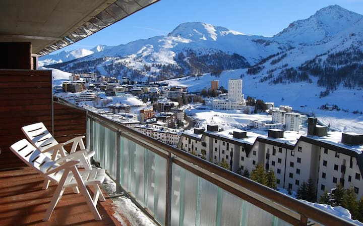 SESTRIERE apartment in Palace Residence 1