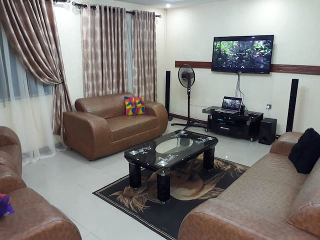 Another Home Away From Home in Ogba, Ikeja, Lagos.