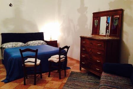 Bella Vista - casa centro storico - San Marco D'alunzio - House