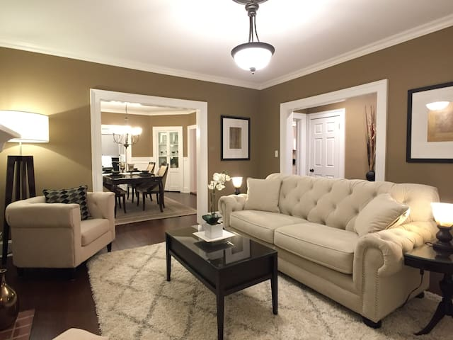 West Hartford premium luxury bedroom - West Hartford - Apartmen