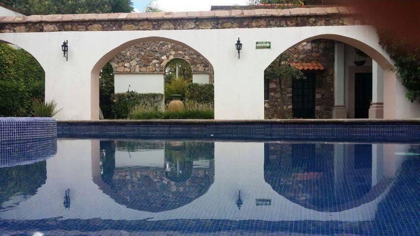 Ex Hacienda  de Valencia