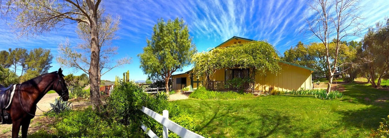 Magical Paradise Retreat - Los Olivos - Casa