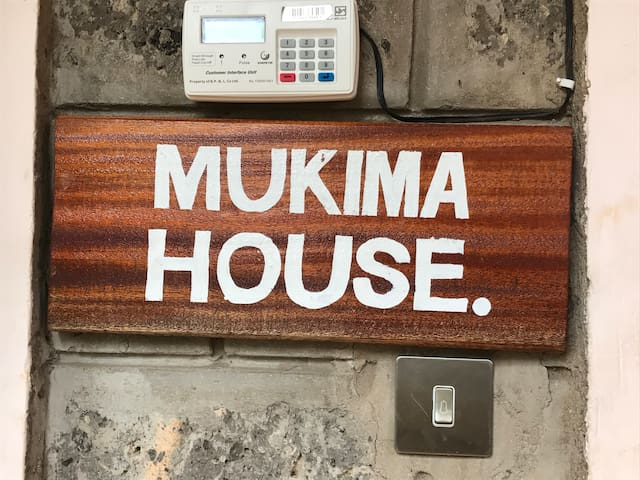 Mukima House, off Marula Lane, Karen - Nairobi - Apartment