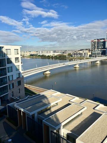 Modern apart w/water views & so convenient!! - Rhodes - Apartament