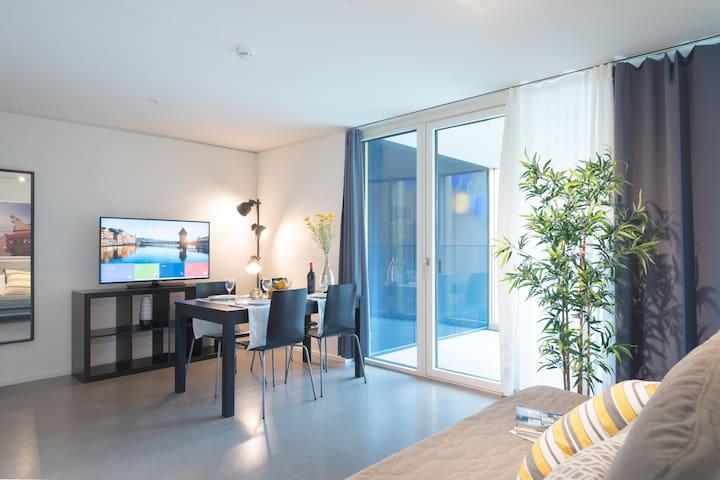 Titlis IV - Modern 2.5 room Apartment