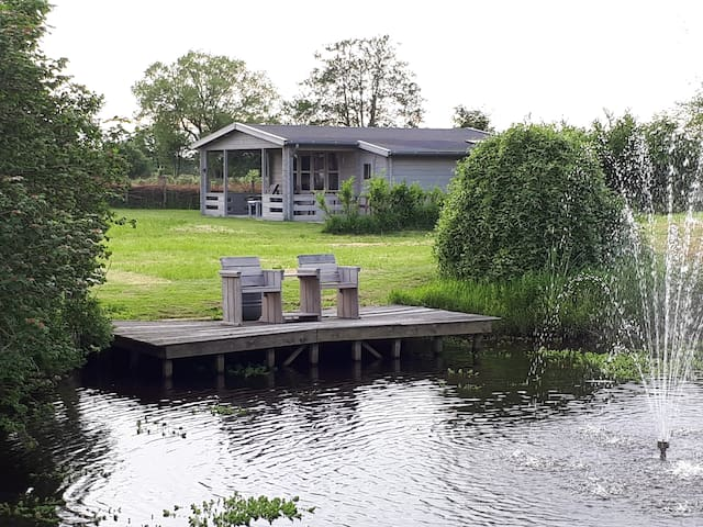 Guesthouse/Blokhut in Drenthe