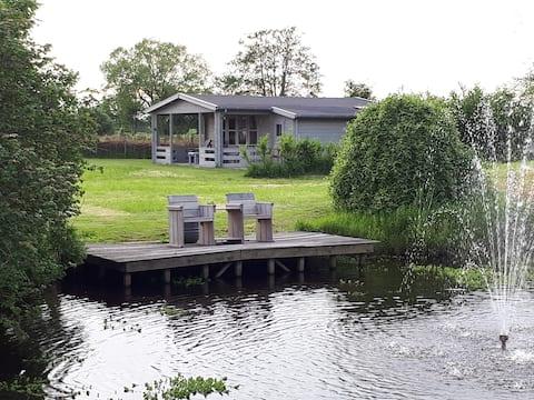 Guesthouse/Blokhut in Drenthe