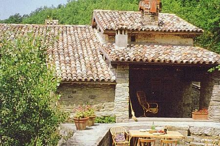 Restored C18th Watermill - Umbria