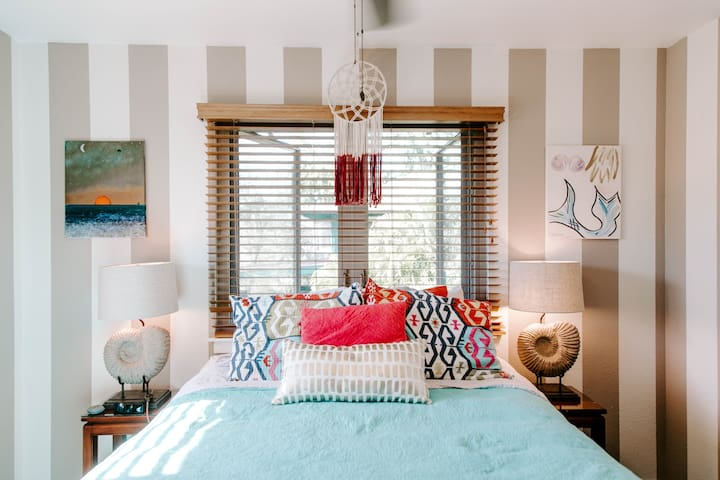 The Sexy Striped Megan Love Room