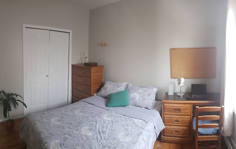 Bedroom for rent at Grove St Jersey City
